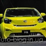 Toyota представила в Нью-Йорке концепт-кар Scion iQ