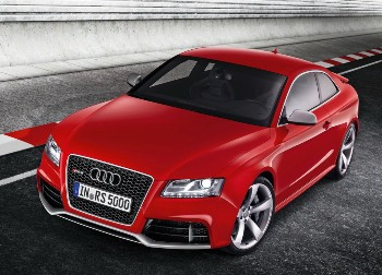 Audi RS5 Coupe 2010