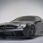 Brabus представляет Mercedes-Benz SL 65 Black Series