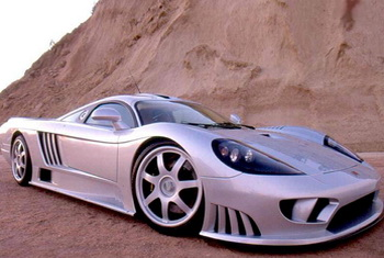 Twin Turbo Saleen S7