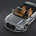 Гибрид Audi Crosslane Coupe
